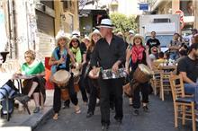 Bazaar για τον Ξενώνα Προσφύγων Θεσσαλονίκης