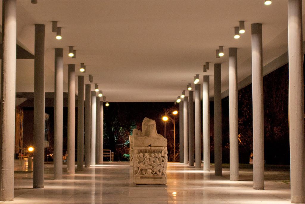 """""""Η τεχνολογία στην υπηρεσία της τέχνης"""" – Εκπαιδευτική επίσκεψη – εκδήλωση στο Αρχαιολογικό Μουσείο Θεσσαλονίκης"""