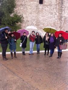 Πραγματοποίηση 1ης ξενάγησης στην πολιτιστική κληρονομιά της Θεσσαλονίκης