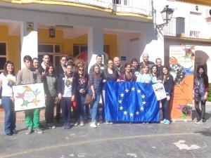 """Απολογισμός του προγράμματος Erasmus+ """"MYSE Malaga 9-15 March 2015"""""""
