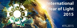 """2015: """"Διεθνές Έτος Φωτός και Τεχνολογιών Φωτών της UNESCO"""""""
