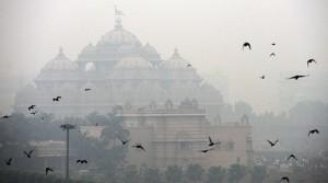 «Η μόλυνση του αέρα απειλεί την πολιτισμική κληρονομιά»