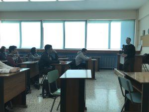 Ενημέρωση μαθητών για τους 17 Στόχους Βιώσιμης Ανάπτυξης
