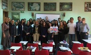 Εκδήλωση στο Ελληνικό Κολλέγιο Θεσσαλονίκης για τους 17 Στόχους Βιώσιμης Ανάπτυξης
