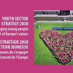 📣Νέα Στρατηγική για τον Τομέα της Νεολαίας 2030του Συμβουλίου Της Ευρώπης🆕