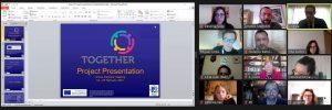 """Συνάντηση εταίρων – Ευρωπαϊκό Πρόγραμμα Erasmus+ KA2, """"TOGETHER"""""""